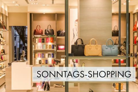 Sonntags-Shopping